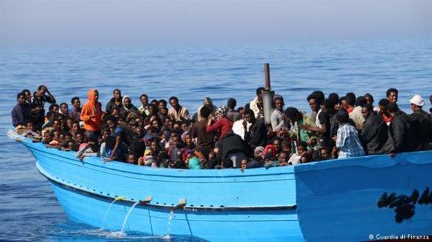Deutsche Welle: Η προσφυγική κρίση ...μετακομίζει