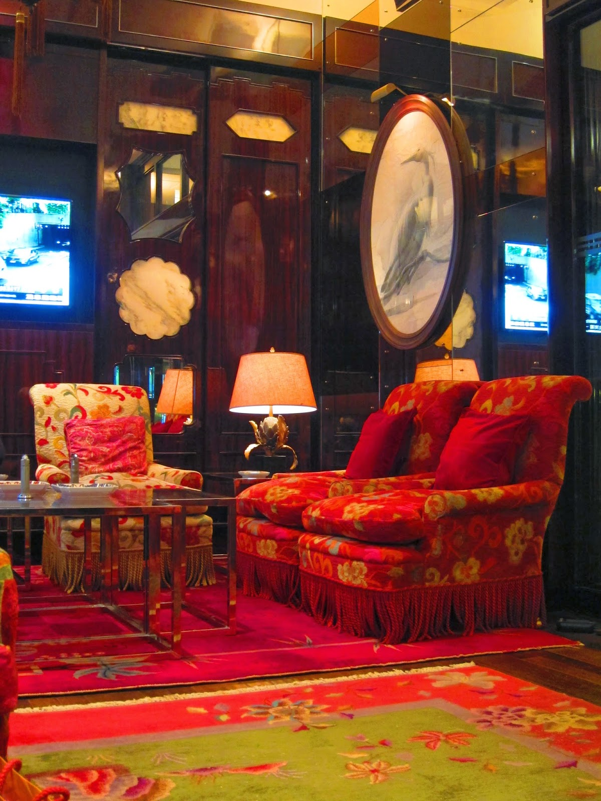 The 5 Most Beautiful Private Clubs Of Hong Kong Home