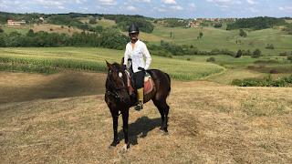 riitta reissaa, horsexplore, kroatia, laukka, ratsastusmatka
