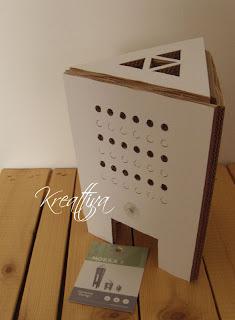 lampada design carta
