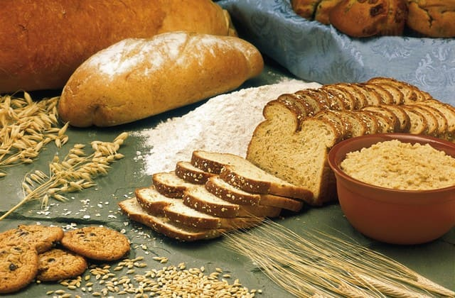 Gandum, salah satu biji-bijian yang mengandung nutrisi tinggi
