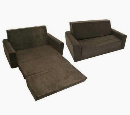 Fold Out Couch Bed Cars Flip Open Foam Sofa Trolls