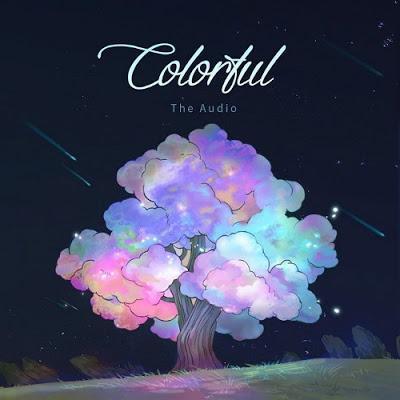 The Audio (디오디오) - Colorful [Mini Album]