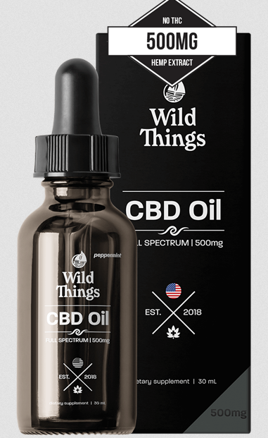 Wild Things CBD