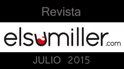 La Revista El Sumiller Julio 2015