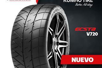Nuevo Producto Kumho ECSTA V720