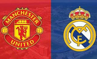 مشاهدة مباراة ريال مدريد و مانشستر يونايتد