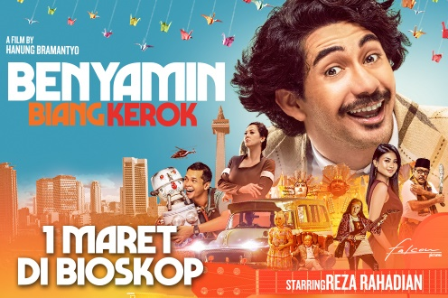 10 Film Komedi Indonesia 2018 Terbaik dan Terlucu Bikin Ngakak