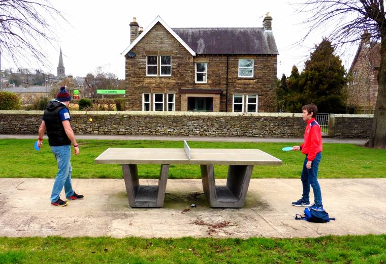 A Family Fun Day Out In Bakewell