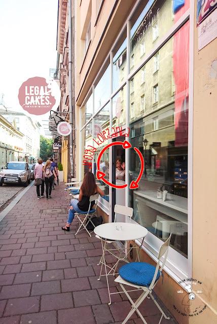Kraków gdzie zjeść w Krakowie dobra kuchnia bezglutenowe ciasta cukiernia