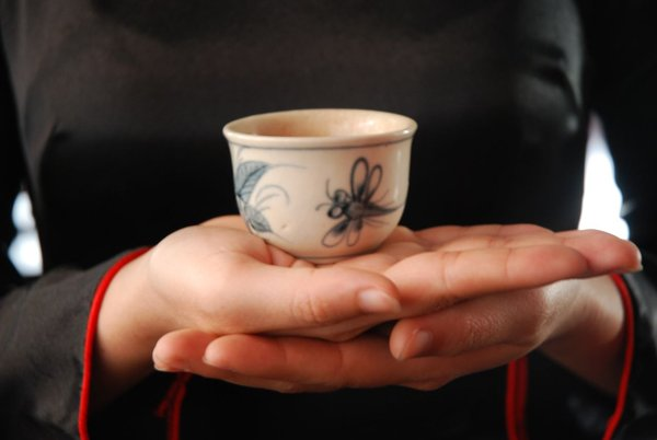 Trà linh chi Hàn Quốc tăng cường sức khỏe