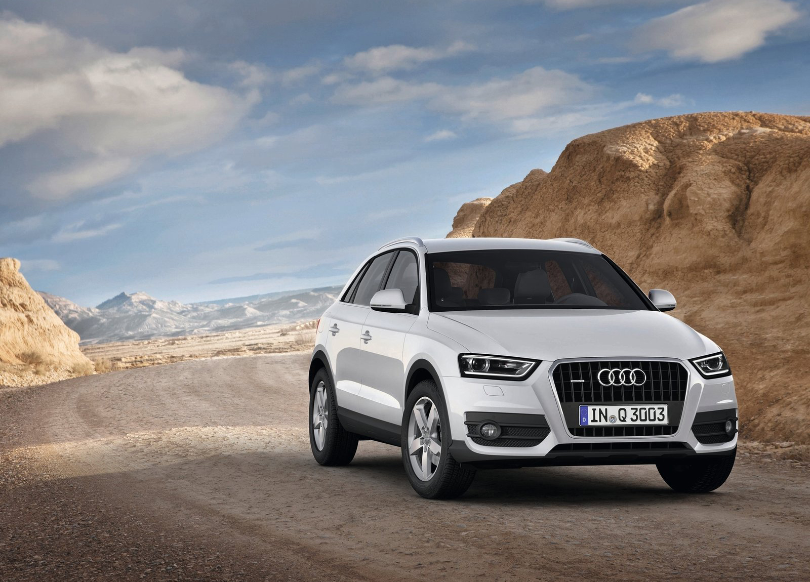 Audi Q3 HD Wallpapers