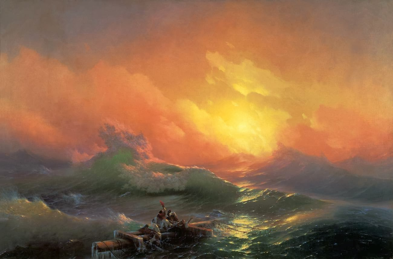 people-in-sea-on-boat-sun-famous-oil-painting-picture.jpg