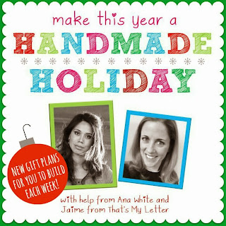 handmade holiday gift plans 2013