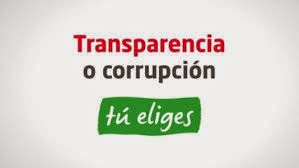 TRANSPARENCIA O CORRUPCION