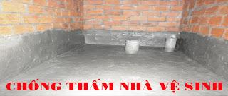 Chống thấm sàn vệ sinh tại Quảng Ninh