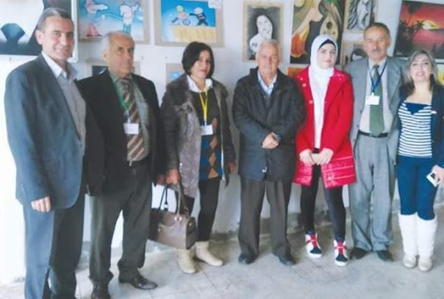 عيد الثقافة في جزيرة أرواد السورية يحييه نجوم الفن التشكيلي وعدد من نجوم الطرب