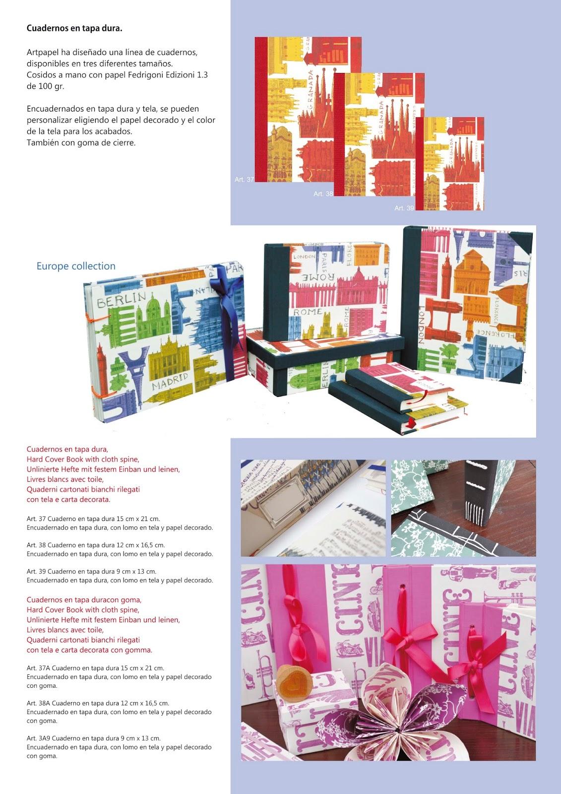 artpapel arte de crear con el papel nuevo cat logo On art from italy catalogo 2016