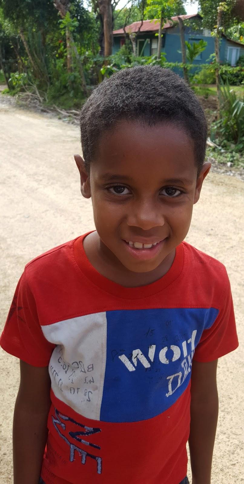Dominikana ludzie