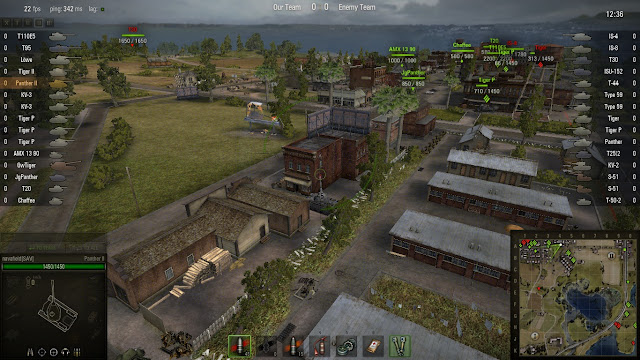 world of tanks dvi no signal sound mod