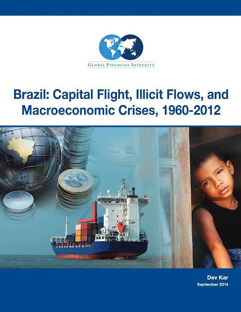 Brasil ficou em sexto lugar.  Veja relatório completo sobre o Brasil 1960-2012 em PDF