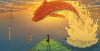 Escena de la película Big Fish and Begonia
