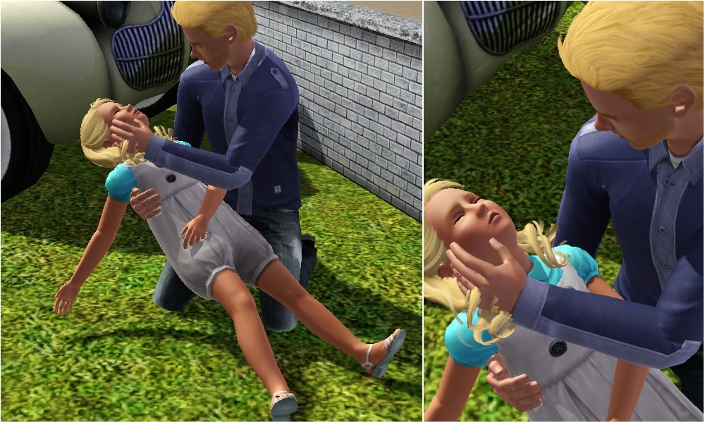 My Sims 3 Blog Car Accident Poses By Forever Hailey