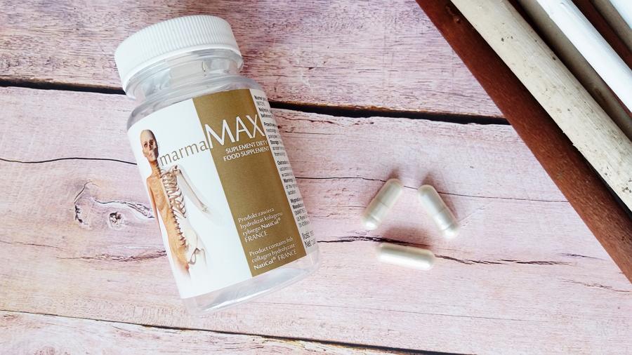 MarmaMAX • Biologiczna regeneracja włosów, Kapsułki na piękne włosy