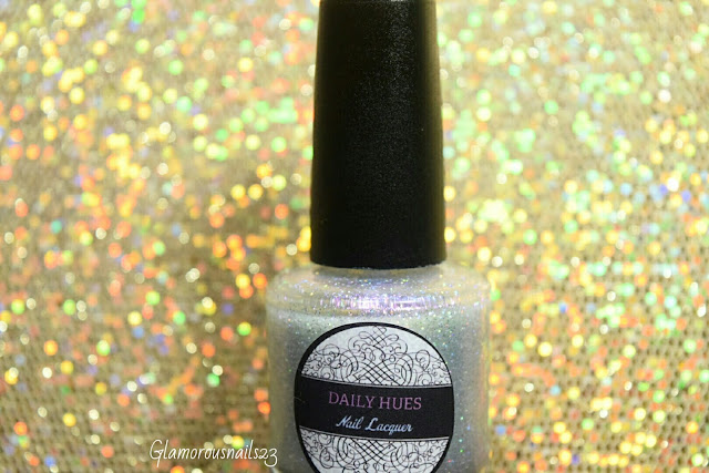 Daily Huse Nail Lacquer Limited Edition #10