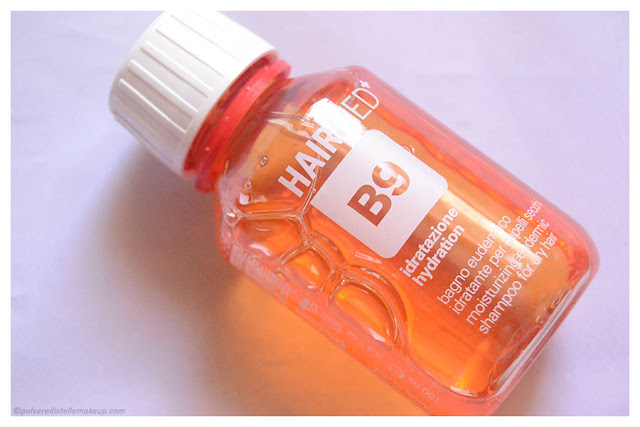 B9 Bagno Eudermico Idratante Hairmed