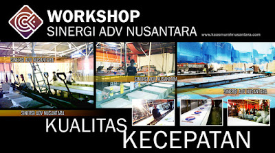 workshop sablon kaos
