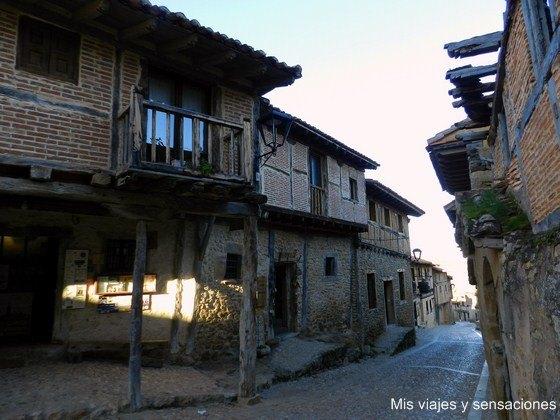 Calle Real, Calatañazor, Soria