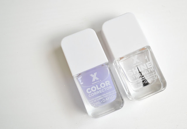 Formula X Color Corrector and Shine Strength
