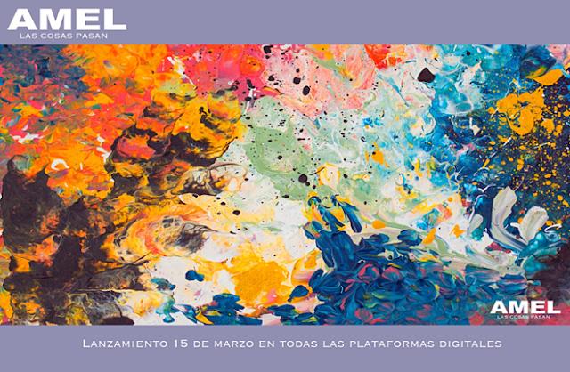 """Amel presentó su tercer disco """"Las cosas pasan"""""""