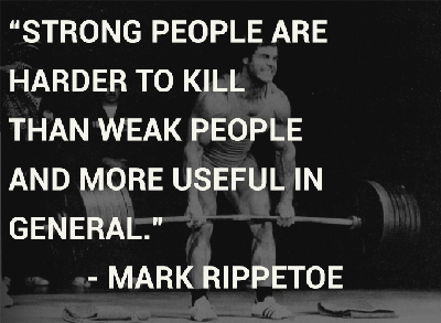 Strength Training Motivational Quotes