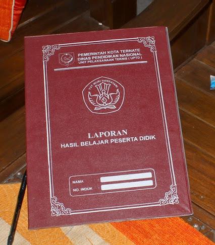 Harga Map Ijazah & Raport Emboss  Murah Surabaya