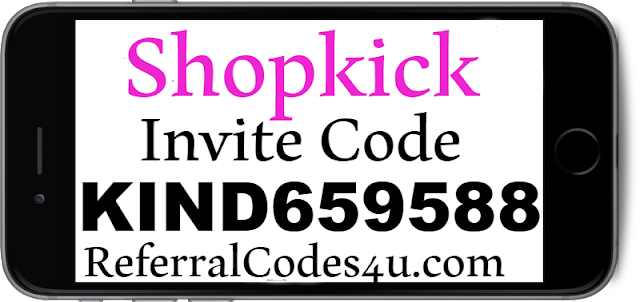 Shopkick Referral Code, Invite Code, Sign Up Bonus and Reviews 2018-2019