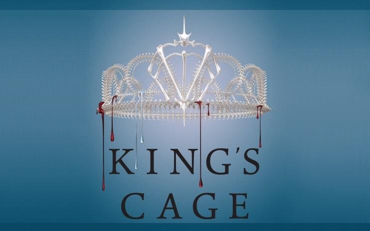 King's Cage, terceiro livro da Saga A Rainha Vermelha, já tem data de lançamento