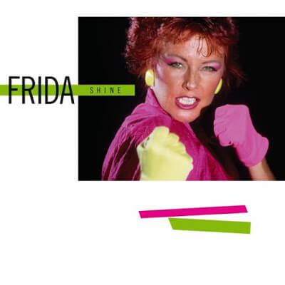Frida - Shine okładka albumu