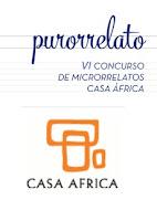 Libro digital de Casa África, colección de microrrelatos ambientados en este continente.