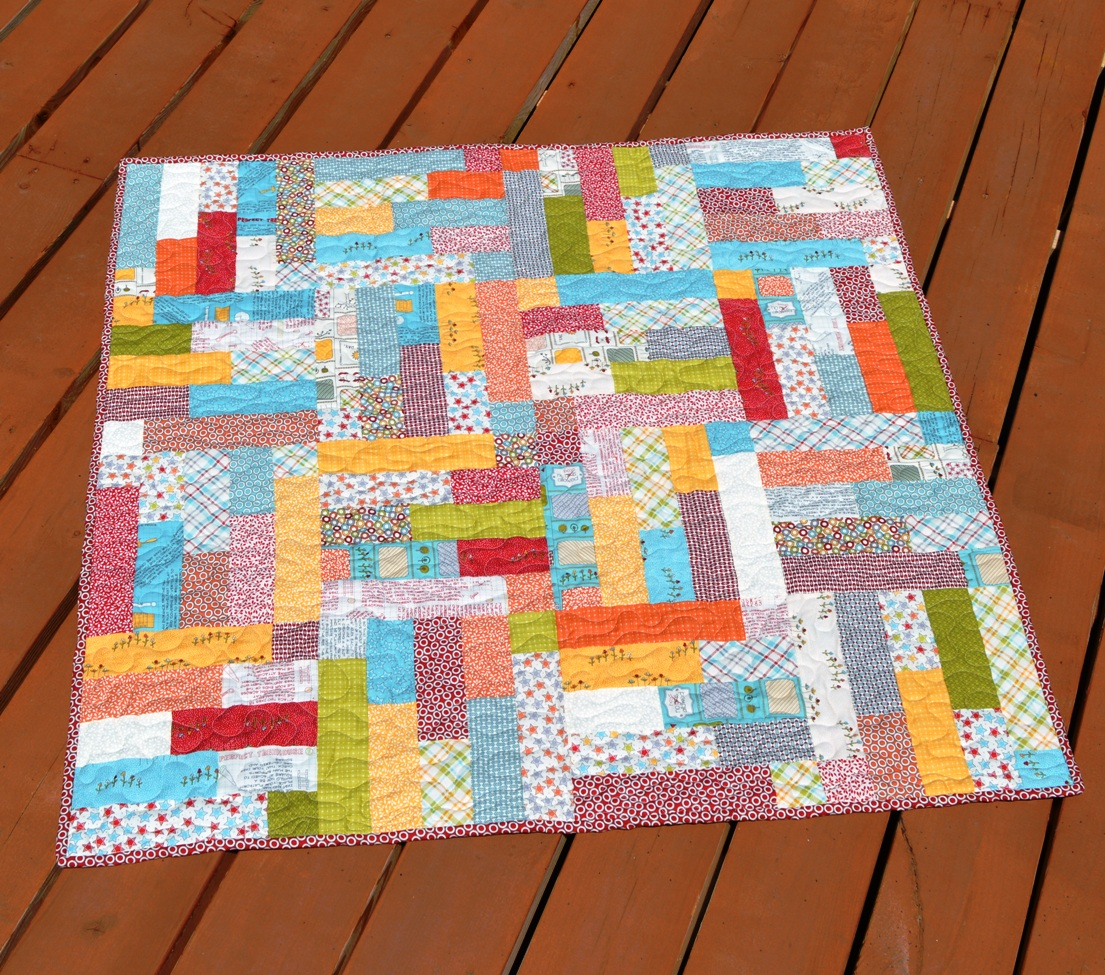 Beginner Quilt Patterns For Baby : Happy Quilting: Baby Quilts for Beginners - 2 New Quilts!!!