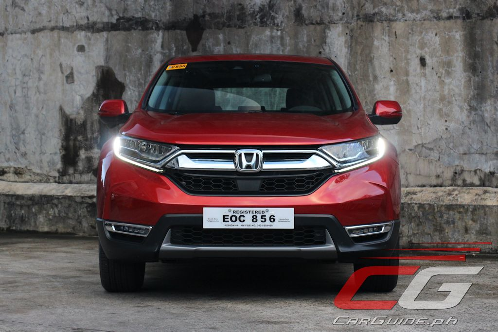 Review: 2018 Honda CR-V SX Diesel AWD 7-Seater | Philippine