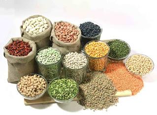 تجارة الحبوب في السعودية