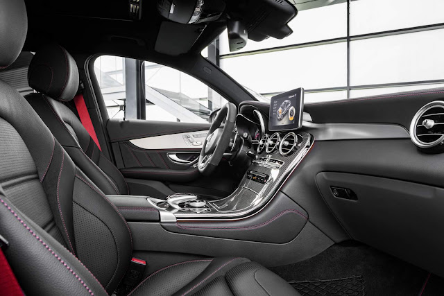 2017 Mercedes-AMG GLC 43 4MATIC Coupé