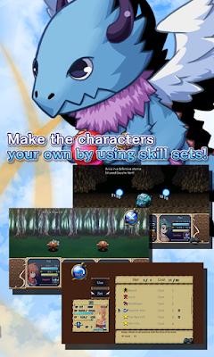 RPG Bonds of the Skies v1.0.2g Apk Game Download