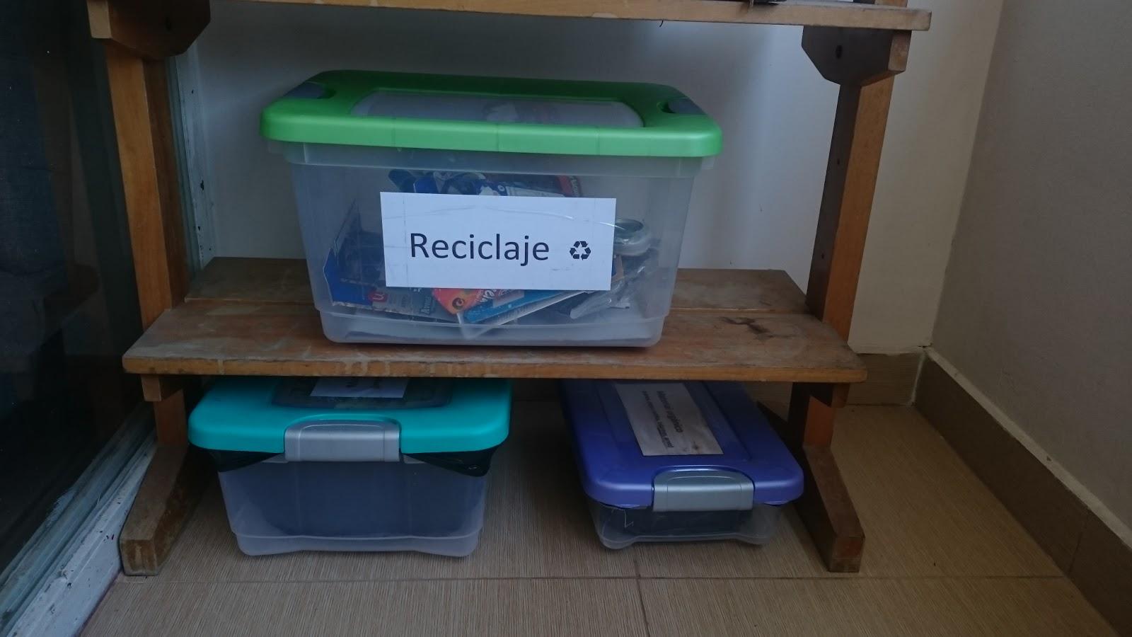 En C Digo Abierto D Nde Y C Mo Reciclar En Santiago Centro # Muebles Codigo Abierto