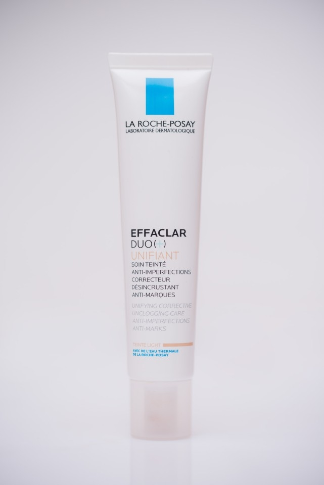 Effaclar Duo Plus Unifiant recenzja blog