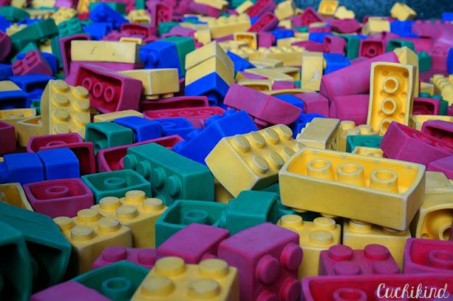 Lego im Tropical Islands