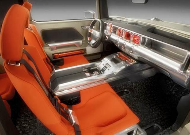 2016 Hummer HX Concept Price