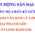 Báo Giá Căn Hộ Chung Cư Kim Văn Kim Lũ CT12A